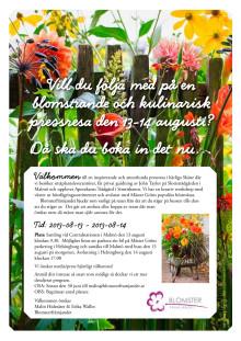 Inbjudan till Pressresa 2013