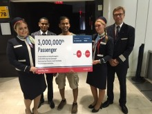 Norwegian Reaches the 3M Passenger Mark in the U.S.