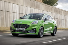 200 hk i ny Puma ST – Fords første performance-SUV i Europa