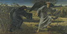 Edward Burne-Jones – The Pre-Raphaelites and the North on show in Stockholm