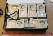 Ledger books land £3.5 million launderer with jail sentence