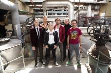 Smygpremiär för Ola Simonssons och Johannes Stjärne Nilssons långfilm SOUND OF NOISE