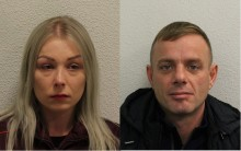 Two people sentenced for firearms offences