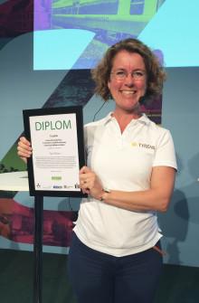 Självgående avfallsstationer vinnare i innovationstävling