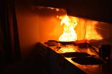 800 000 nordmenn har opplevd branntilløp