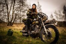 Se när motorcykeln från Days Gone byggs - på bara 48 timmar