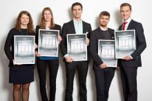 Prisutdelning - Stora FM-priset 2015