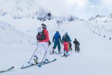 Mit Highspeed in den Winter: Das 32. SportScheck Gletscher Testival im Stubaital