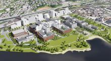 Klarsignal for Drammens nye sykehus
