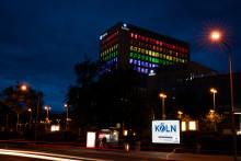 ColognePride: Zurich leuchtet in Regenbogenfarben