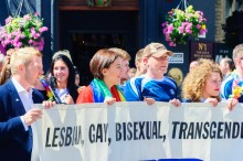 International Day against Homophobia, Transphobia and Biphobia – 17 May 2017