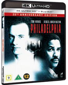 Celebrate the Silver Anniversary of Academy Award®-Winning Classic PHILADELPHIA in 4K Ultra HD