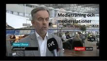 Medieträning och medierelationer - utbildning