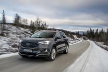 Nový stylový Ford Edge nabízí ještě více dynamiky, komfortu i techniky