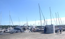 Royal Swedish Yacht Club and Bluewater team up in unique seawater harvesting initiative in Baltic Sea