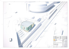 Tegninger av lokale Ullevål Stadion