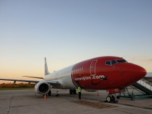Llegó hoy al país el cuarto avión de Norwegian Air Argentina