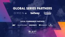 ​Global and local brands partnering up with BLAST Pro Series Sao Paulo