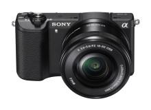 Imagens mais nítidas: A α5100 da Sony é a câmara de lentes amovíveis mais pequena do mundo  com uma focagem automática ultrarrápida e qualidade de imagem profissional