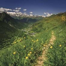 VAL D'ARAN - stiene og rutene i regionen