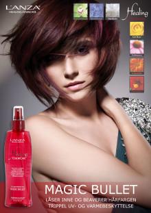 Beskytt håret i sommersolen