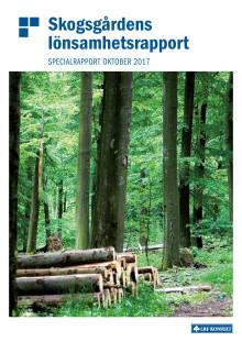 Skogsgårdens lönsamhetsrapport - oktober 2017