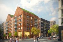 Klart för byggstart av Riksbyggens Brf Steget i Tyresö