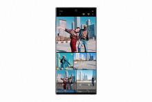 Få med enda mer i bildet - nye kamerafunksjoner for Galaxy S10 og Galaxy Note10