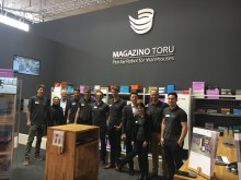 LogiMAT 2017 - Intelligente Roboter im Lager
