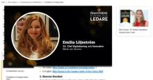 Emilia Liljeström - en av framtidens kvinnliga ledare