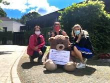 Sportlicher Einsatz für Bärenherz: Spendenlauf der Lessing-Oberschule Schkeuditz
