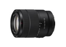 Sony rozšiřuje svou řadu objektivů s bajonetem E o vysoce kvalitní objektiv s velkým zvětšením APS-C 18–135 mm F3,5–5,6