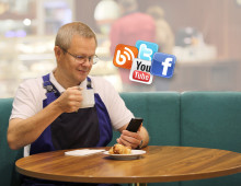 Sociala medier ger småföretagare nya kunder