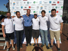 """Team der TH Wildau siegte mit dem Eigenbau """"SUNcaTcHer"""" bei der internationalen Solar Regatta in Kaliningrad/Russland"""