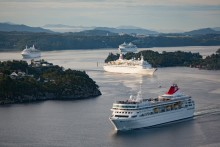 Don't be an April Fool! Book a new Fred. Olsen cruise in 2017/18 and get an unbelievable 50% saving on a Q4 cruise in 2016!