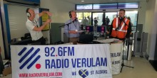 St Albans station hosts presenters for Local Radio Day