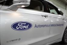 """""""Ford führend im Bereich autonomer Fahrsysteme"""" gemäß dem unabhängigen US-Institut Navigant Research"""