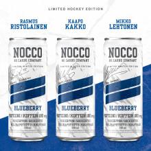 NOCCO lanseeraa uuden talvisen kausimaun yhteistyössä suomalaisten huippukiekkoilijoiden kanssa