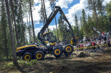 Reminder – Welcome to the whole world's forestry fair on 7–10 June