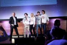 Norges beste ungdomsbedrift ønsker å glede kreftsyke barn over hele verden