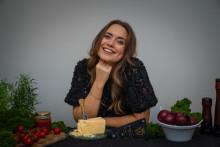 Västerbottensost® livesänder Cook-a-Long med Sofia Henriksson