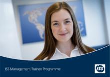 ISS startar nytt management trainee program