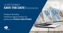 Frukostseminarium | Vodafone, Employer Branding och Future Jobs Finder