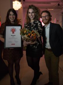 BoKlok vinnare av Digital PR Awards!