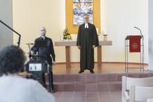 Pfingsten: Video-Andacht aus der Hephata-Kirche