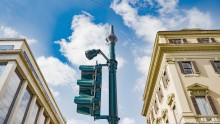 Smart-City-Versuchsprojekt mit intelligenten Vision-Sensoren von Sony