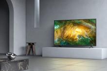 Oglejte si nove LCD-televizorje Sony XH81, XH80, XH95 in X70 z ločljivostjo 4K HDR