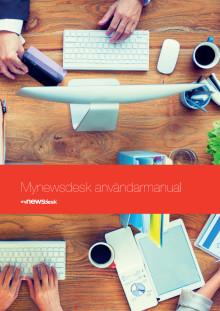 Mynewsdesk användarmanual 2014