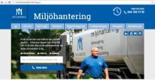 Malmberg Miljöhantering har ny egen hemsida