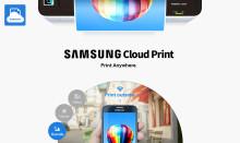 Samsung gjør skyutskrifter lekende lett med ny app